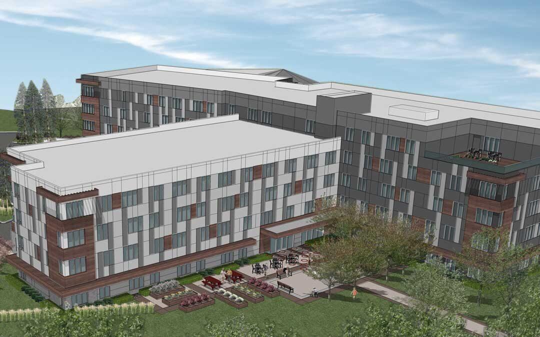 Bridgeland-Riverside's post-hospital transformation blossoms